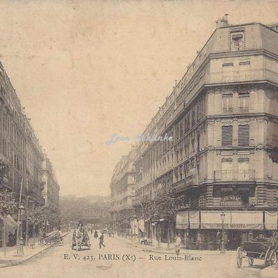 EV 423 - Rue Louis Blanc