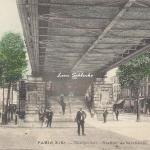 EV - Métropolitain - Station Aubervilliers