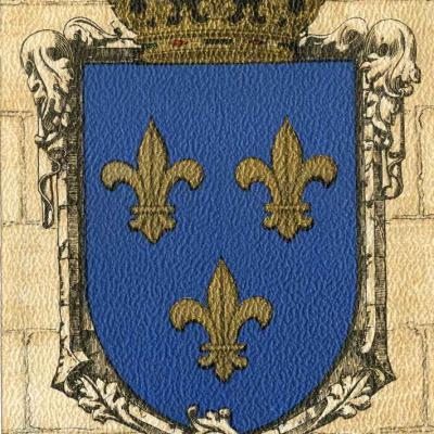 1294 - Blasons - Provinces Françaises