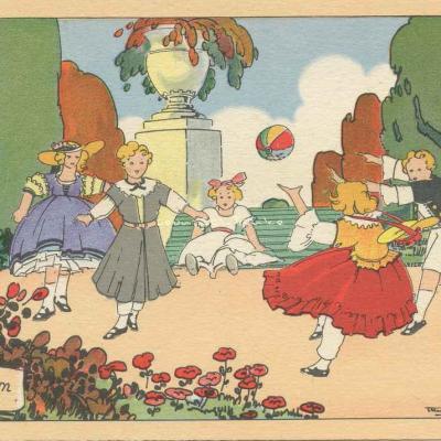 1519 - Jeux d'Enfants