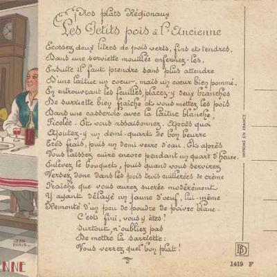 1419 - Les Légumes (Série complète)