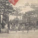Ferrand ed. - Place d'Italie Station du Métropolitain