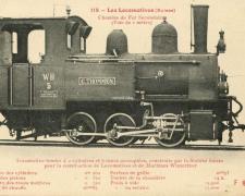 FF 115 - Les Locomotives (Suisse)