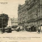 FF 1209 - Tout PARIS - Place de la Nation à la Rue Fabre-d'Eglantine