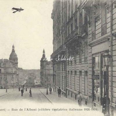 FF 1213 - Rue de l'Alboni
