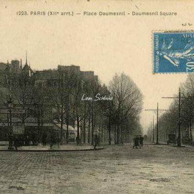 FF 1223 - Place Daumesnil