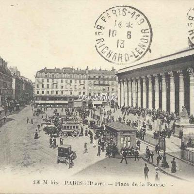FF 130 M bis - Place de la Bourse