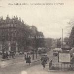 FF 1314 - Le Carrefour des Gobelins et le Métro