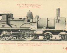 FF 142 - Les Locomotives (Belgique)