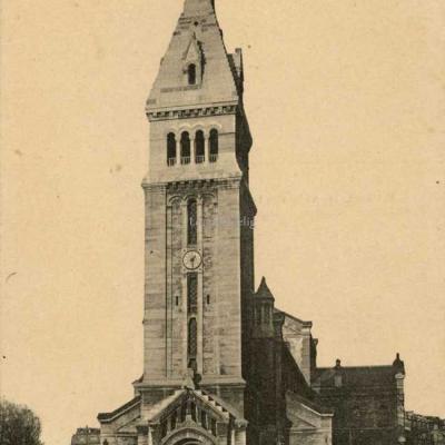 FF 1435 - L'Eglise Saint-Pierre de Montrouge