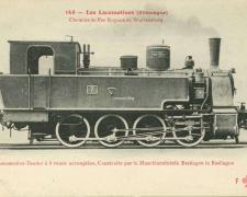 FF 149 - Les Locomotives (Allemagne)