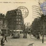 FF 1525 - La Place Beaugrenelle