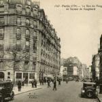 FF 1545 - La Rue de Vaugirard au Square de Vaugirard