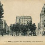 FF 1545 - Rue Alain-Chartier et Rue de la Convention