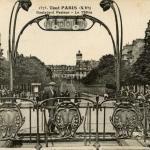 FF 1575 - Tout PARIS (XV°) - Boulevard Pasteur - Le Métro