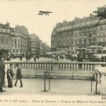 FF 1650bis - PARIS - Place de Rennes - Station du Métro et Nord-Sud