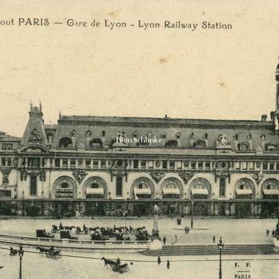 FF 1699 - Gare de Lyon