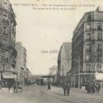 FF 1931 - Rue de Vaugirard et station du Nord-Sud