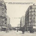 FF 1931bis - Rue de Vaugirard et Station du Nord-Sud