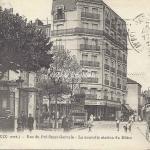 FF 2060 - Rue du Pré-Saint-Gervais - La nouvelle station du Métro