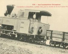 FF 238 - Les Locomotives étrangères