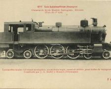 FF 277 - Les Locomotives (Espagne)