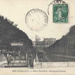 FF 2894 - Métro Nord·Sud - Boulevard Pasteur