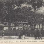 FF 2895 - Metro Nord-Sud - station Vaugirard - Le Square