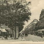 FF 2984 - Boulevard Voltaire à la Station Oberkampf