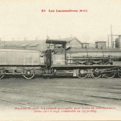 FF 30 - Les Locomotives (Midi)