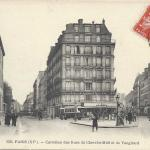 FF 339 - Carrefour des rues du Cherche-Midi et Vaugirard