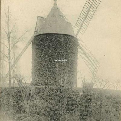 FF 409 - ENVIRONS DE PARIS - Bois de Boulogne - Moulin de Longchamps