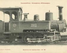 FF 55 - Locomotives étrangères (Allemagne)