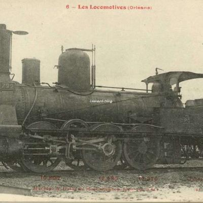 FF 6 - Les Locomotives (Orléans)