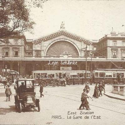 FF 66 - La Gare de l'Est