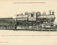 FF 7 - Locomotives étrangères (Etats-Unis d'Amérique)