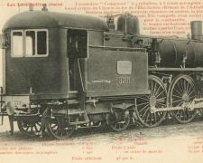FF 80 - Les Locomotives (Italie)
