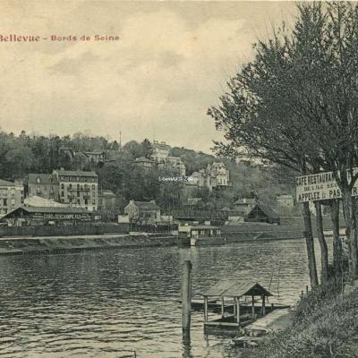 FF 949 - Boulogne-Billancourt - Bellevue - Bords de Seine
