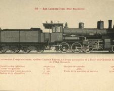 FF 98 - Les Locomotives (Etat Bavarois)