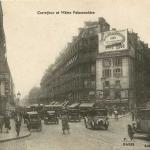 FF - Carrefour et Métro Poissonière