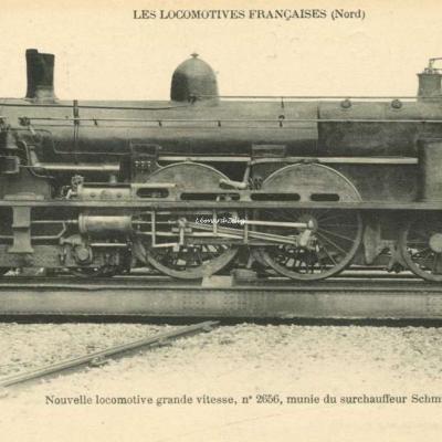 FF - Les Locomotives Françaises (Nord)