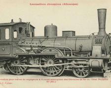FF - Locomotives étrangères (Allemagne)