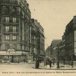 FF - Rue des Entrepreneurs, Métro Beaugrenelle