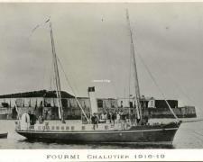 Chalutier FOURMI  1916-19