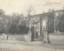 Fourquevaux - Entrée du Château (Labouche 303)