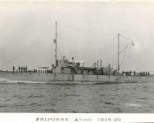 Aviso FRIPONNE  1916-20