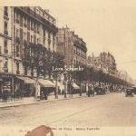Fromentier - Avenue de Paris - Métro Tourelle