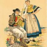 1185 - Costumes de nos Provinces