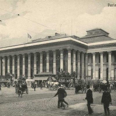 G.M. du L. 37 - La Bourse