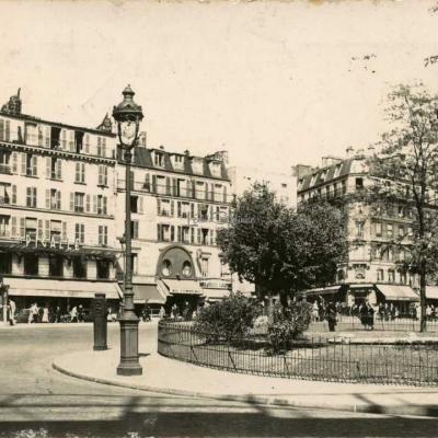 Galf 330 - PARIS-MONTMARTRE - Place Pigalle